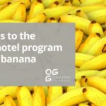 Five steps to the perfect hotel program with the banana principle