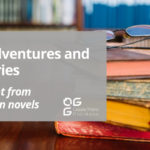 Fairies, adventures and other stories - Lessons learnt from reading fiction novels