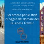 Sei pronto per le sfide di oggi e del domani del Business Travel?