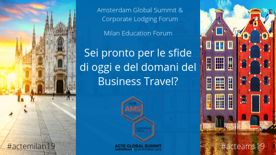 Sei pronto per le sfide di oggi e del domani del Business Travel?