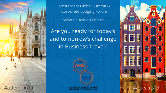 Are you ready for today's and tomorrow's challenge in Business Travel?