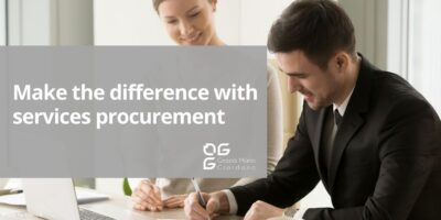 Make the difference with services procurement