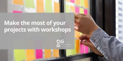 Make the most of your projects with workshops