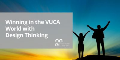 Winning in the VUCA world with Design Thinking